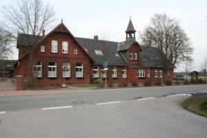 Dorfgemeinschaftshaus Wietersheim Ansicht von vorn
