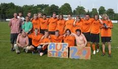 1. Mannschaft des SV Frille Wietersheim 1910/27 im Aufstiegsjahr 2007